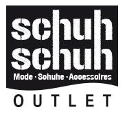 Der Schuh-Schuh Outlet-Store