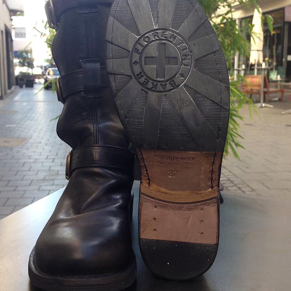 Schuh-Schuh Aktionen